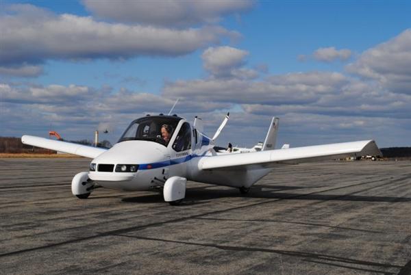 全球首款飞行汽车