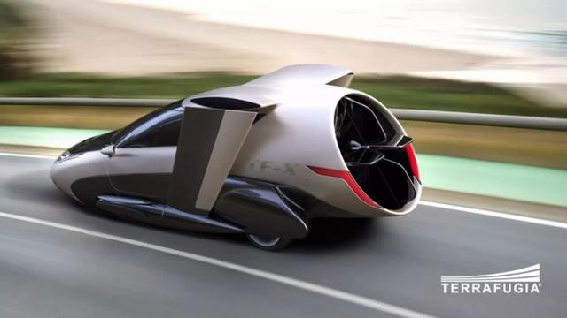 未来空中汽车