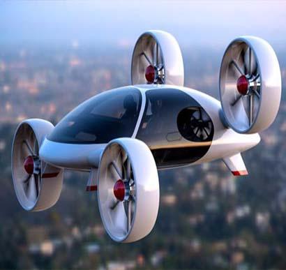 飞行汽车概念