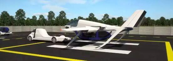 吉利第一款飞行汽车