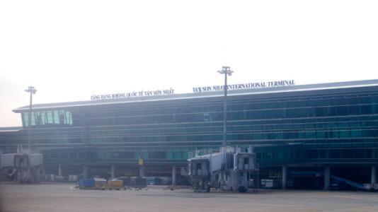 FLC集团提议建胡志明市新山一机场第三航站楼