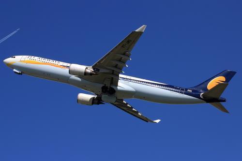 捷特航空三月到目前为止已再停飞六架飞机