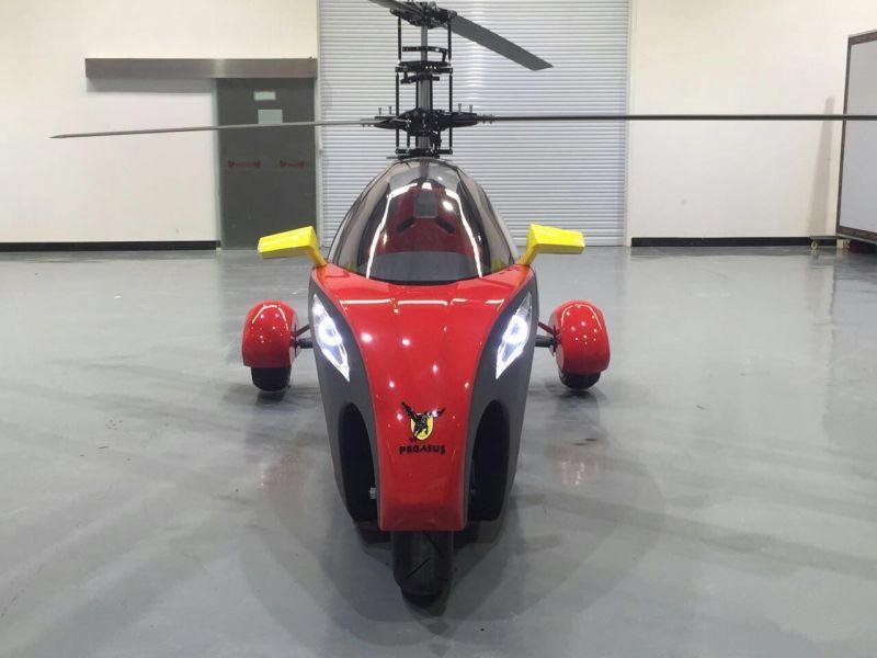 天马Pegasus飞行汽车