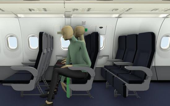 空客推新款座椅
