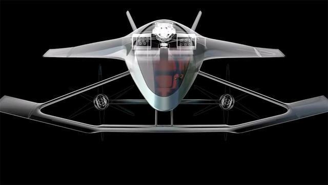 阿斯顿马丁飞行汽车