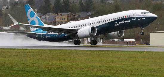 波音737MAX 8