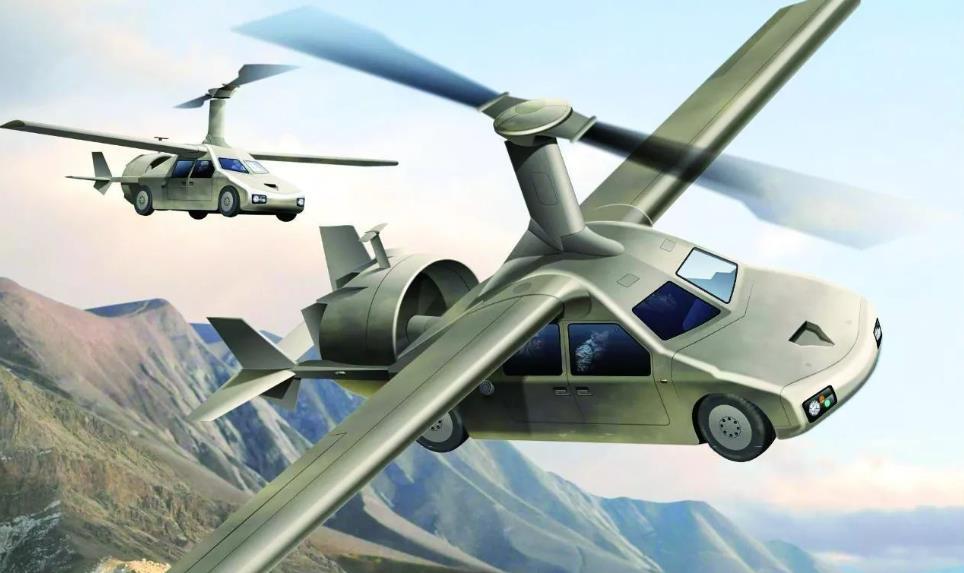 你对飞行汽车有怎么样的个人见解?