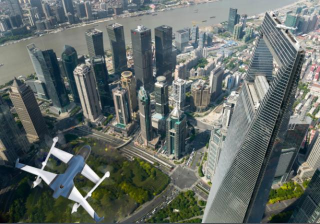 TF-2城市飞行效果图
