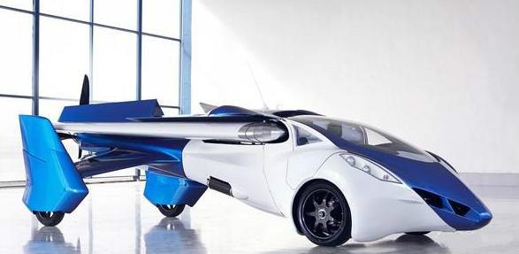 AeroMobil 4.0 eVTOL飞行汽车