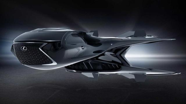 雷克萨斯飞行器