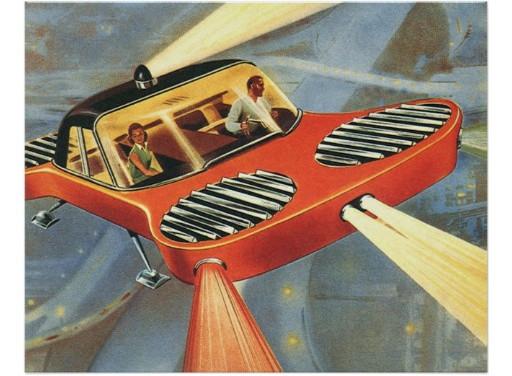 会飞的汽车