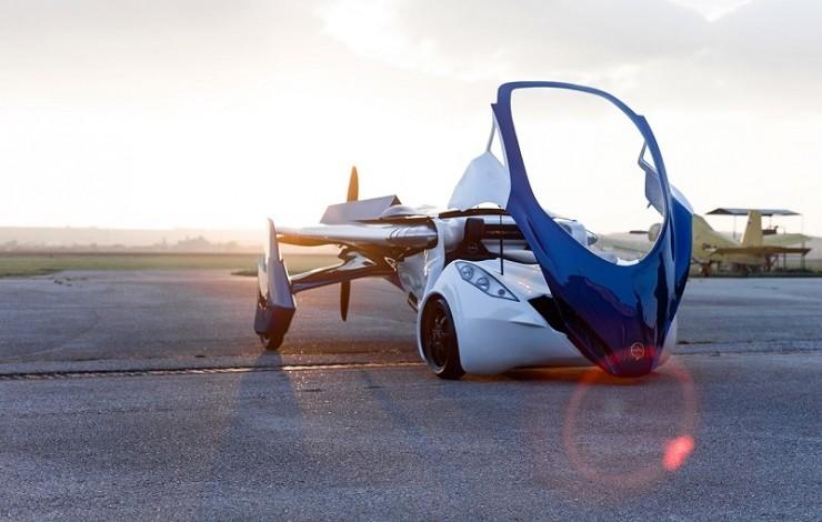 全球飞行汽车