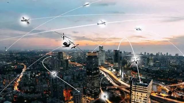 城市空中机动项目