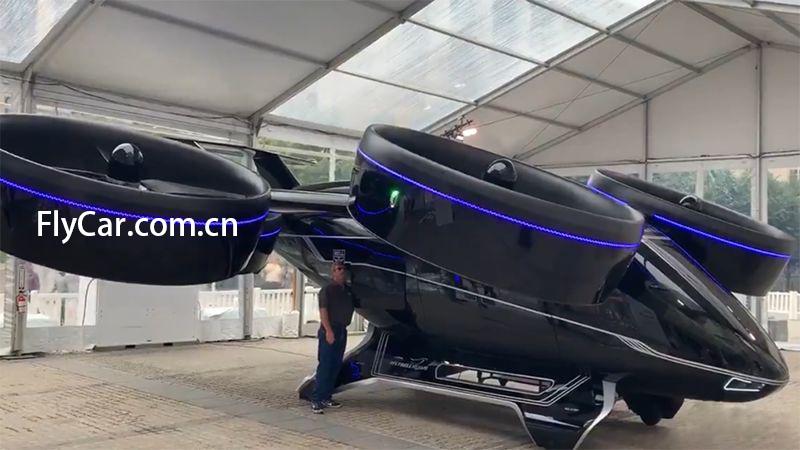 Uber Elevate飞行汽车