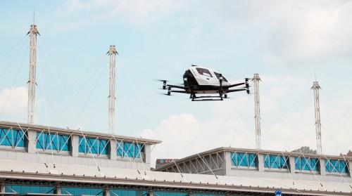 载人级自动驾驶飞行器