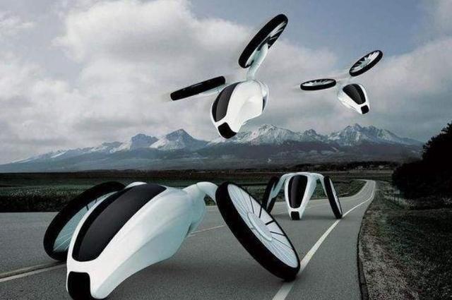 飞行背包、飞行滑板、飞行摩托:人们的理想不仅是飞行汽车那么简单了