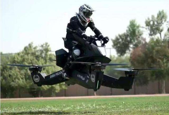飞行摩托车