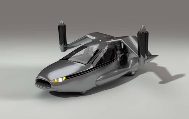 飞行汽车领域技术竞争开启,吉利也参与其中