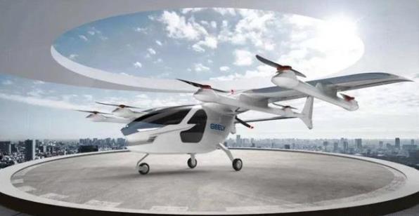 太力飞行汽车TF-2A外形