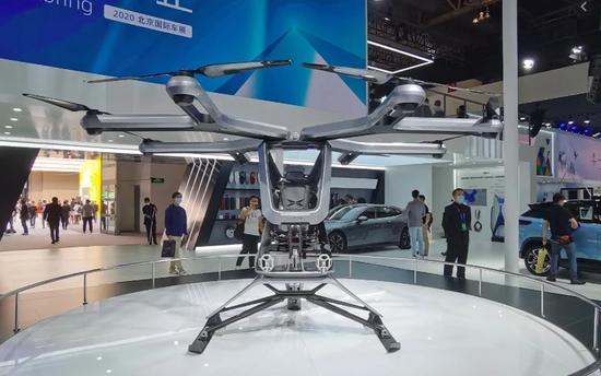 自动驾驶飞行器
