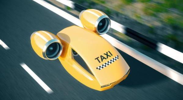 空中出租车(Air Taxi)
