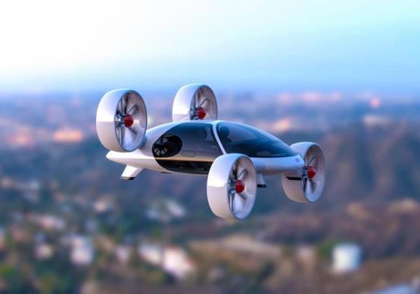 Uber和SKT研究飞行汽车