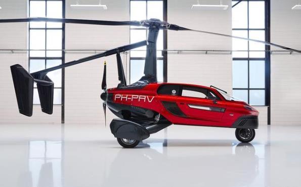PAL-V飞行汽车