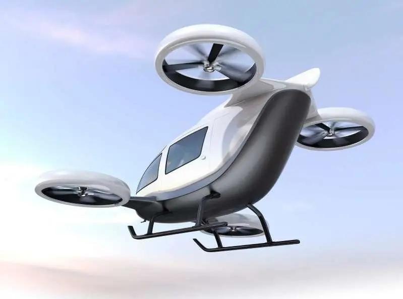 """德国飞行汽车将起飞""""打飞的""""比直升机便宜80%"""