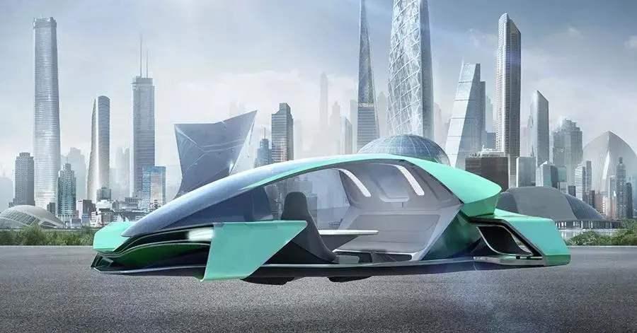 一位神秘企业家可能终会给我们带来飞行汽车