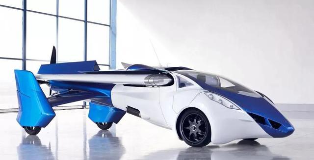 AirCar飞行汽车