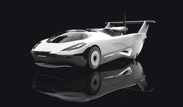 AirCar飞行汽车完成首测 BMW提供动力