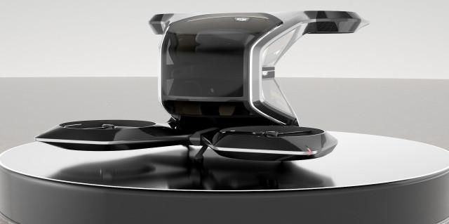 凯迪拉克VTOL无人飞行汽车