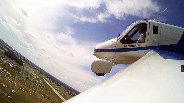 吉利飞行汽车获得FAA颁发的轻型运动飞机适航证