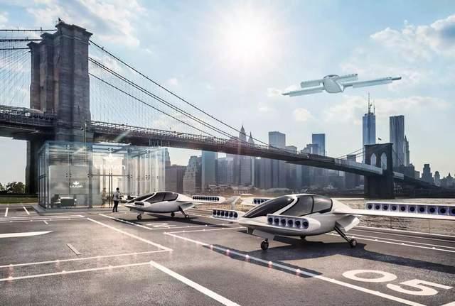 飞行汽车商业化
