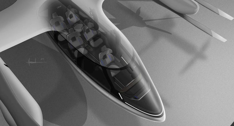 现代S-A1飞行汽车
