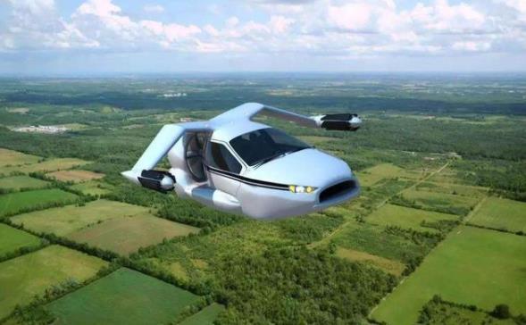 吉利集团概念飞行汽车试飞成功