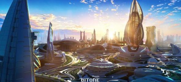 未来科幻城市