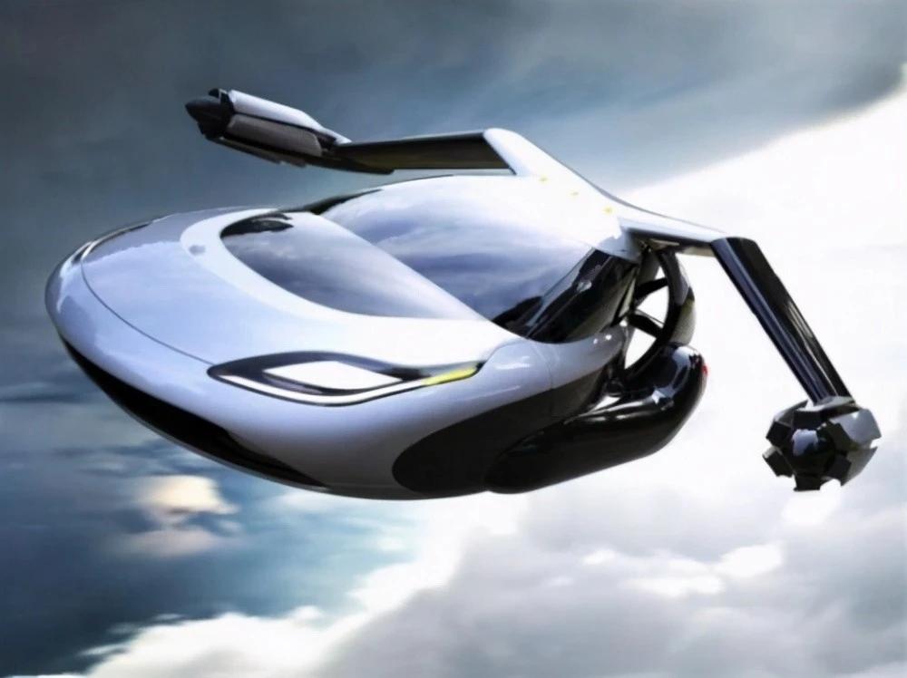 2021年上海车展吉利飞行汽车