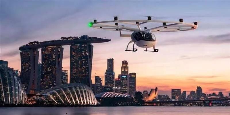 飞行汽车有望成为未来智慧出行的重要方式