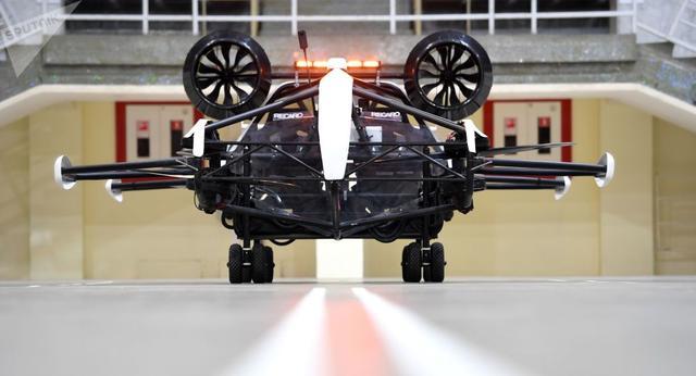 俄罗斯计划2022年推出***飞行汽车