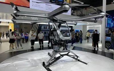 """新能源汽车小鹏 又要做""""飞行汽车""""了"""