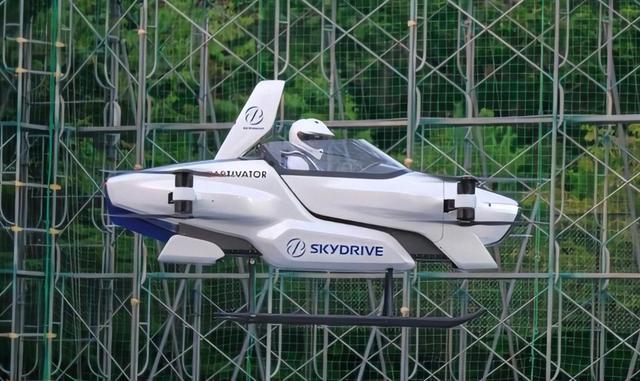日本飞行汽车