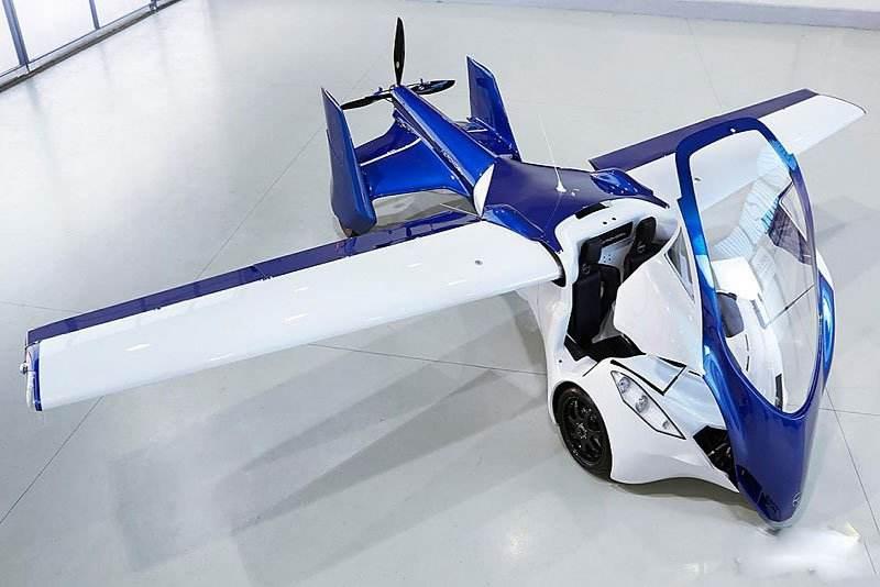 AeroMobil飞行汽车