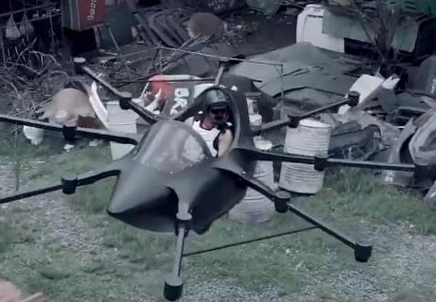飞行汽车时代
