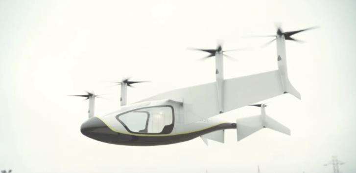 电动飞行汽车