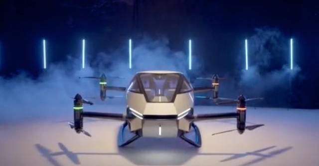 会飞的汽车批量生产离3D交通格局更进一步