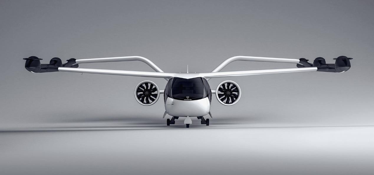 VoloConnect远途概念飞机