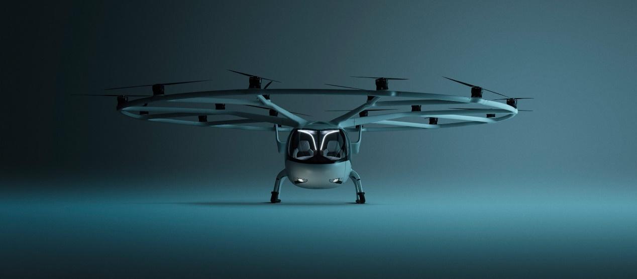 Volocopter飞行汽车