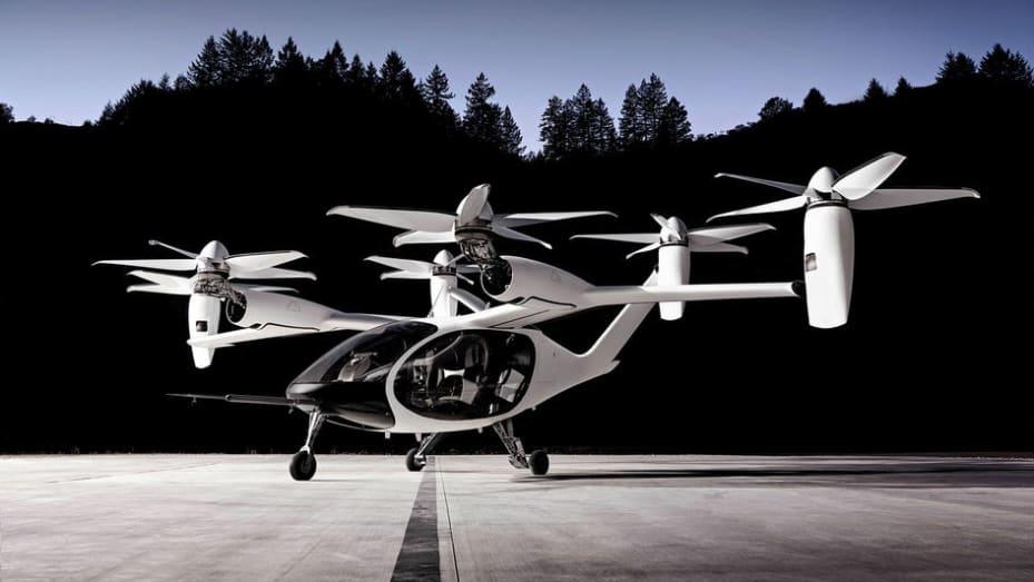 Joby Aviation飞行汽车