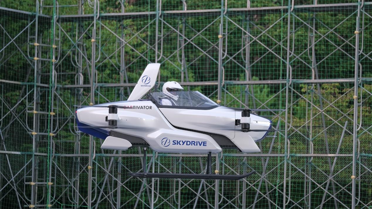 SkyDriver飞行汽车